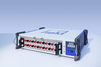 New Measuring Module GEN2tb Enables Convenient and Flexible Entry into Data Acquisition with Ultra-High Sampling Rates