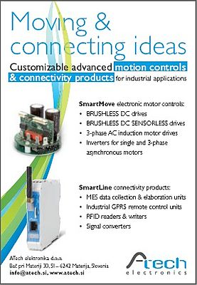 Motion Controls & Connectivity Products