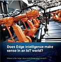 Does 'Edge Intelligence' make sense in an IoT world?