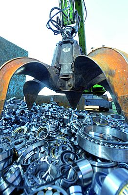 Schaeffler Destroys 26 Tons of Counterfeit Rolling Bearings