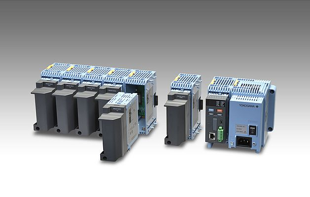 Data Acquisition System in Modular Design