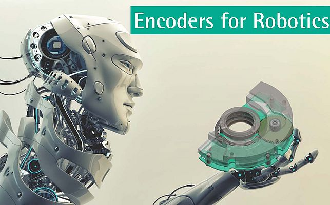 Encoders for Robotics