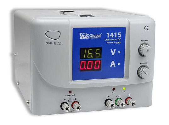Dual Output DC Power Supply