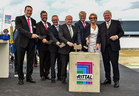 Rittal is Bulding The World's Most Advanced Production Plant