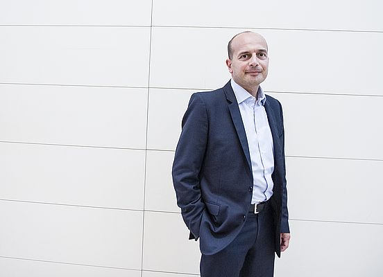 Vincenzo Palermo, Vice Director of the Graphene Flagship
