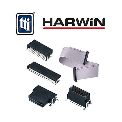Harwin's Archer Kontrol Connectors - at TTI Europe