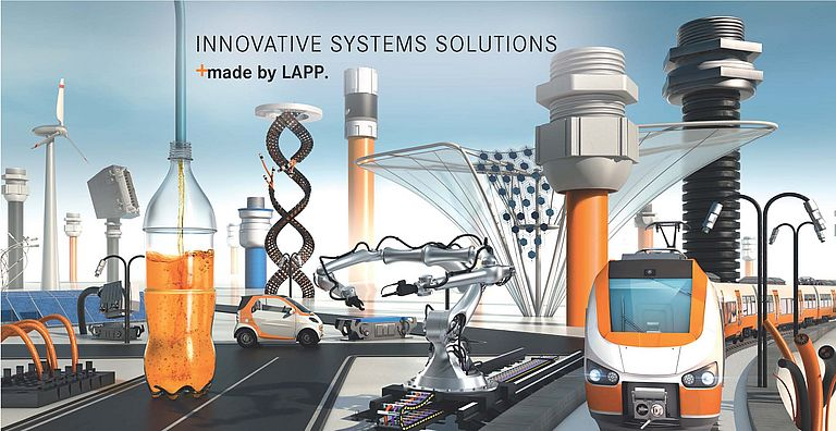 Innovative Systems Solutions Made by LAPP