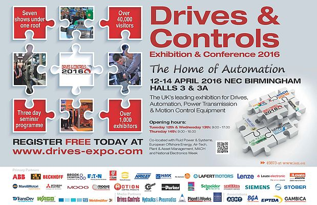 Drives & Control Exhibition & Conference