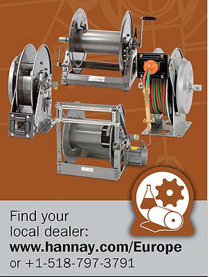 Cable Reels and Hose Reels with Heavy-duty Design and Construction