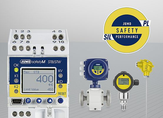 Safety Performance Products Range