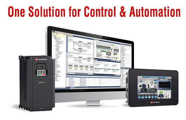Save Time and Hassle with One Integrated Solution for Control & Automation