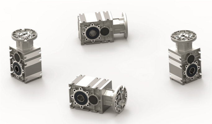 Two-stage Bevel/helical Gearboxes