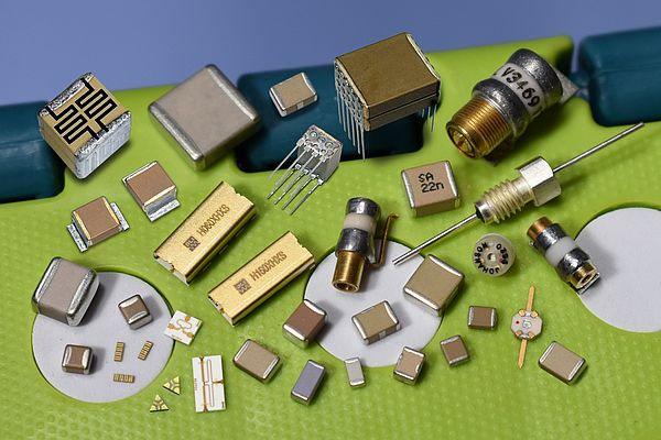 MLCCs from Knowles Precision Devices are ideal for a wide range of industrial application