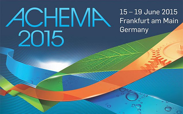 More than 166,000 participants has visited ACHEMA 2015
