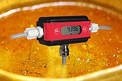 Ultrasonic Flowmeter for Corrosive Fluids