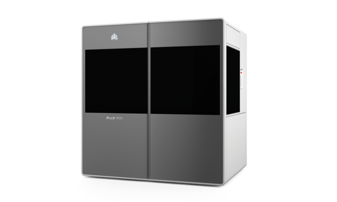 The ProX 950 Stereolithography Production Printer