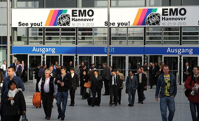 EMO Hannover 2011 Stimulates New Business Throughout International Machine Tool Industry