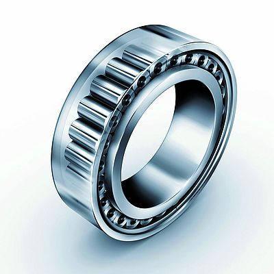 Low Friction Rolling Element Bearings