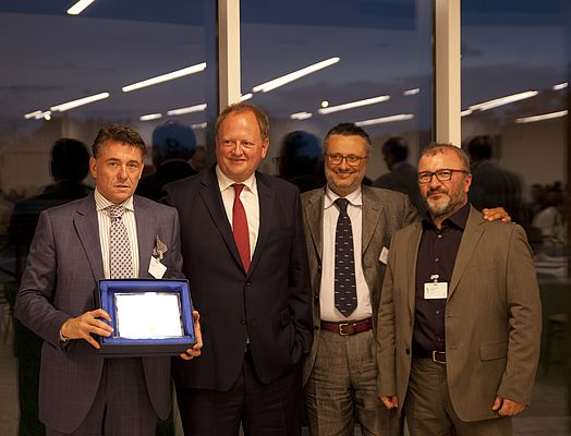 Renesas Electronics Europe Triumphs in the Category of Semiconductors at the Assodel Competition