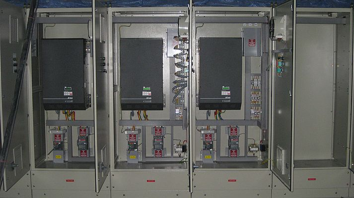 Inverters provide energy saving
