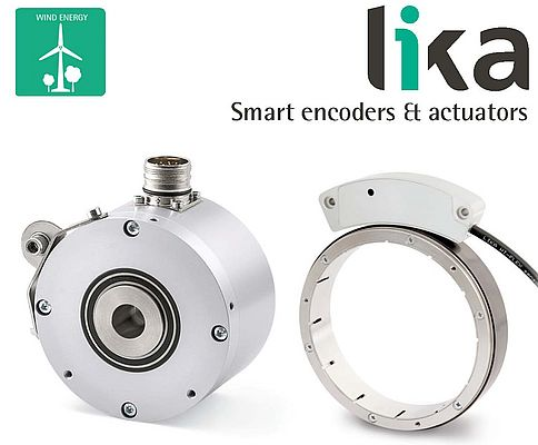 Encoders for the Wind Industry
