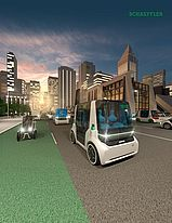 Technologies for the Mobility of Tomorrow from Schaeffler