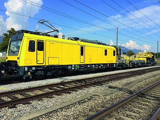 Maintenance Vehicles for the Gotthard Base Tunnel