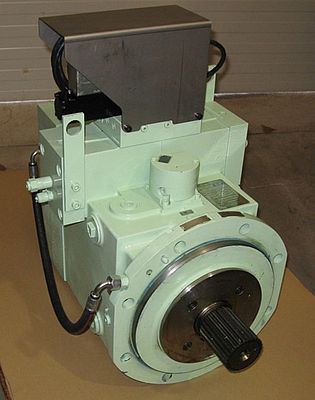 The Hydrokraft swashplate pump PVWS-500