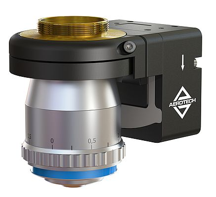 Piezo Nanopositioner for Optical Applications