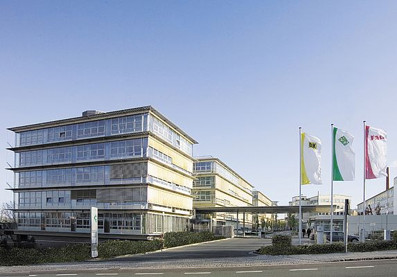 Schaeffler Generates Record Revenue in the First Half of 2014