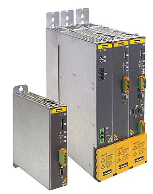 Ethernet-based PSD Servo Drives