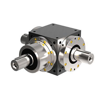 High Performance Bevel Gearbox Range
