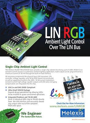 Single-Chip Light Control
