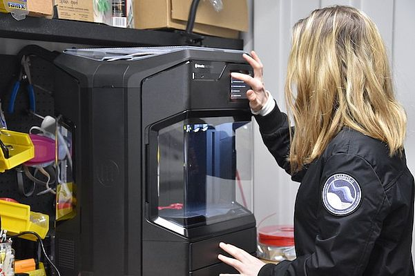 3D Printing in Space: What I Learned From My Astronaut Journey