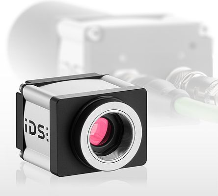 Robust GigE camera models