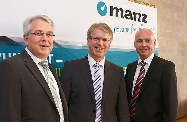 Change of Name: Manz Automation AG is now Manz AG