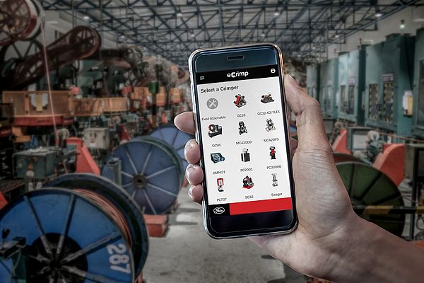 Universal Mobile App for Hydraulics Solutions