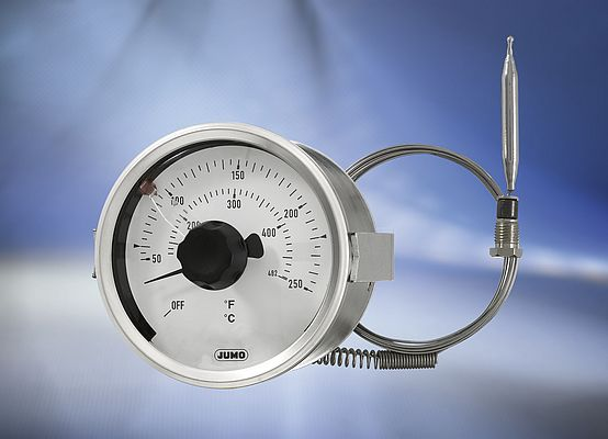Microswitch Dial Thermometer