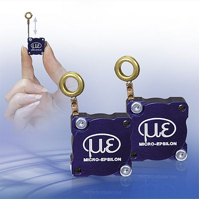NEW: Worldwide Smallest Draw-Wire Sensor