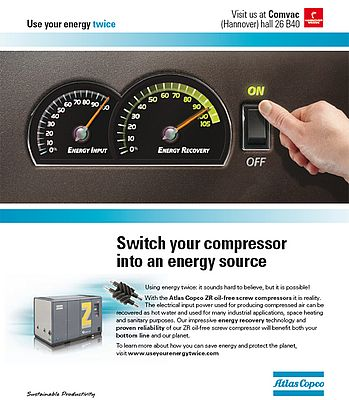 ZR oil-free screw compressors