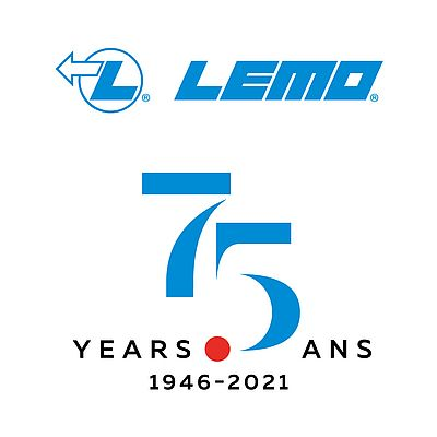 LEMO Marks its 75th Anniversary in 2021