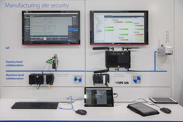 Omron and Cisco Start a Collaboration to Enhance IoT Security