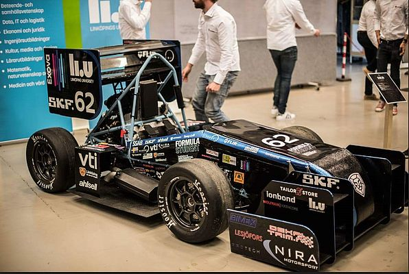 LiU Formula Student team speeds up race car production