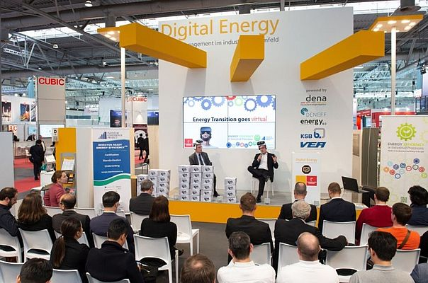 Special Digital Energy Showcase at Hannover Messe