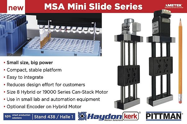 MSA Mini Slide Series