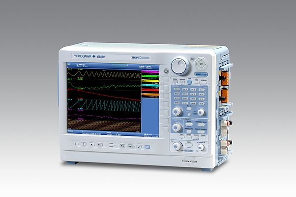 Oscilloscope & Data Recorder