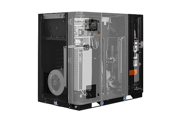 ELGi Global (EG) Series Lubricated Screw Air Compressors