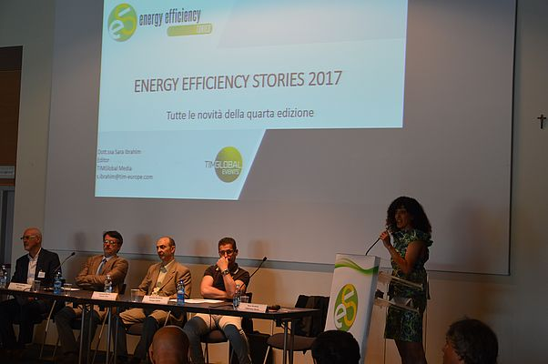 Great Attendance at Energy Efficiency Stories 2017