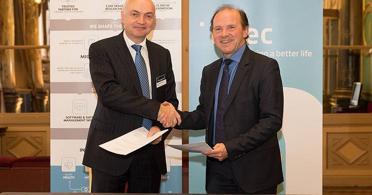 Imec's Longer-term Strategic Research Financed by Flemish Government