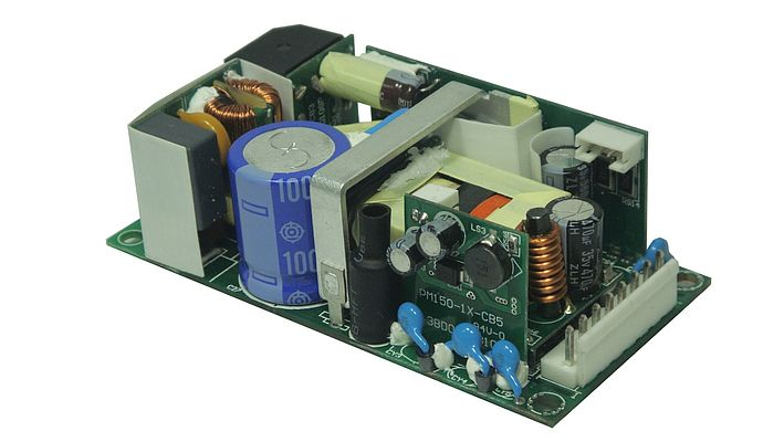 Compact Power Supply TMC150 Series